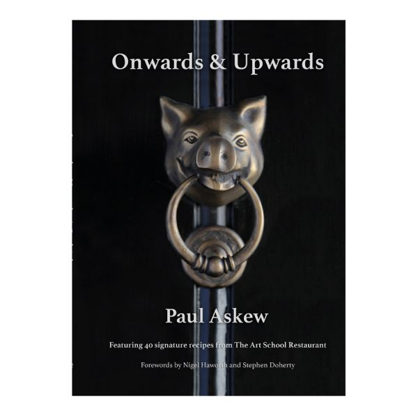 Paul Askew Onwards & Upwards Book