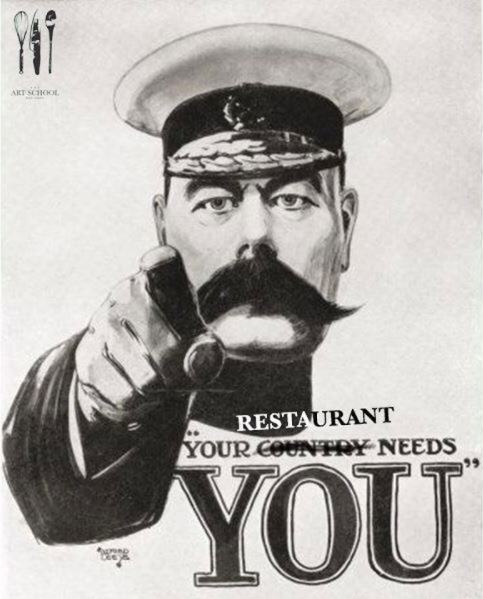 Your Restaurant Needs You