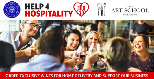 Help for Hospitality Banner