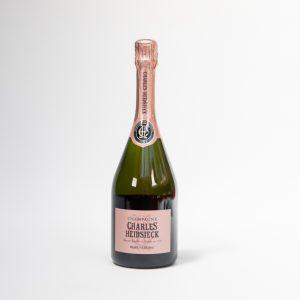 Charles heidsieck NV rose Champagne