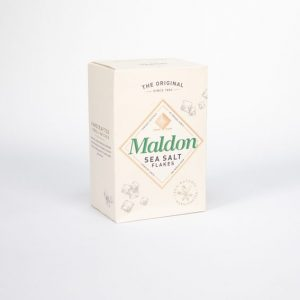 Maldon Sea Salt The Art School Restaurant Emporium Off Food & Wine Groceries Shop Chef's Favourite top 5 ingredients Paul Askew