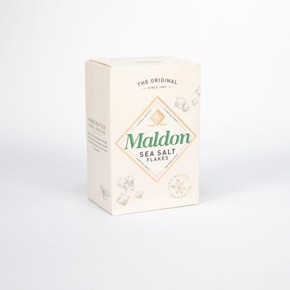 Maldon Sea Salt The Art School Restaurant Emporium Off Food & Wine Groceries Shop Chef's Favourite top 5 ingredients Paul Askew