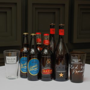 Chef's half dozen beer package for valentines day The Art School Restaurant shop nationwide delivery