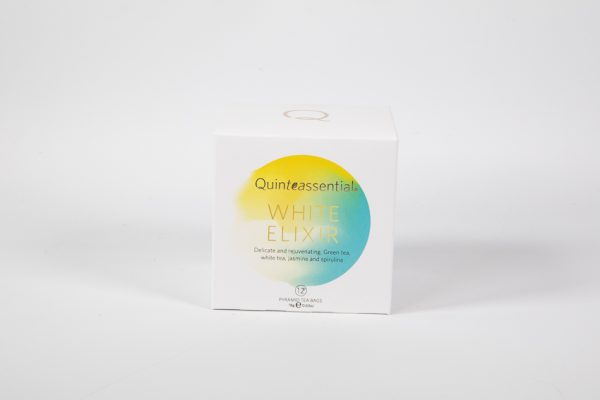 Quinteassential white elixir the art school emporium of food & wine tea