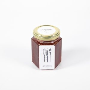 The Art School Preserves - Strawberry jam