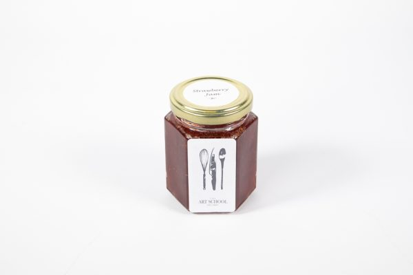 The Art School Preserves - Strawberry jam